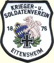 Wappen des KSV Eitensheim